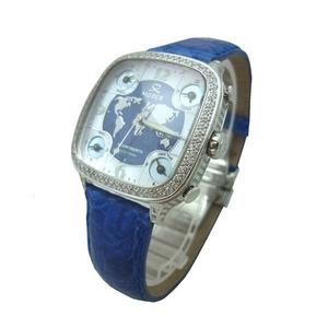 MODEX(モデックス) 5continents G-5LAP-001-BL Full diamond スイス製 ダイヤモンド メンズ腕時計 - 拡大画像