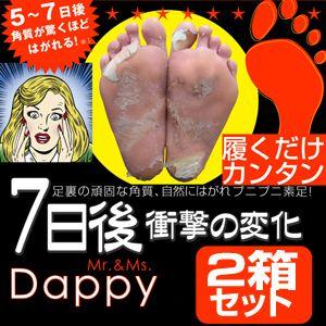 ダッピー(Dappy)【2箱セット】 - 拡大画像