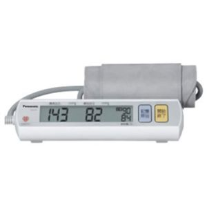 パナソニック 上腕式血圧計 EW3108P-W - 拡大画像