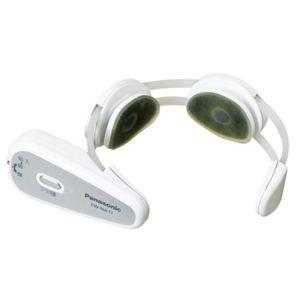 Panasonic(パナソニック)首専用 低周波治療器 ネックリフレ シルバー調 EW-NA11-S - 拡大画像