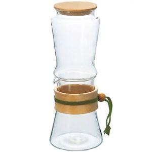ハリオ 氷出し茶ポット KDP-2T - 拡大画像
