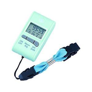山佐 紫外線チエッカー マイドクター UV-380-BL(スカイブルー) - 拡大画像