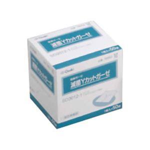 滅菌Yカットガーゼ SD3012-1 50袋 - 拡大画像