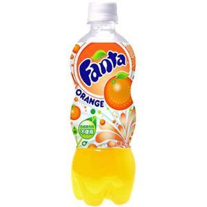 ファンタ オレンジ 500ml*24本 - 拡大画像