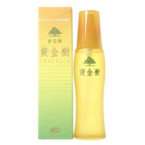 育毛剤 黄金樹(かんきつエキス40%配合) - 拡大画像