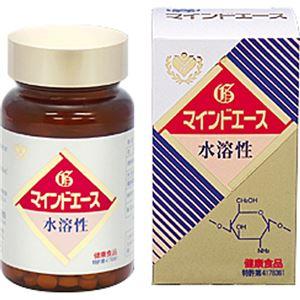 (お徳用 2セット) 水溶性キトサン マインドエース 平錠 300錠 ×2セット - 拡大画像