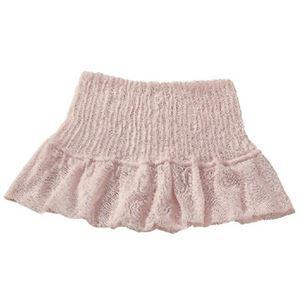 シルク100% おやすみ衿もとカバー ピンク - 拡大画像