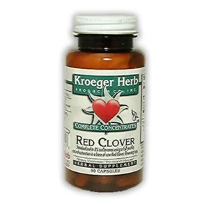 Kroeger Herb レッドクローバーエキス - 拡大画像