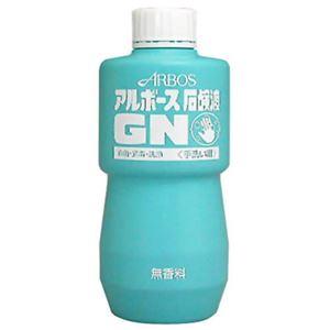 (まとめ買い)アルボース石鹸液GN 500g×2セット - 拡大画像