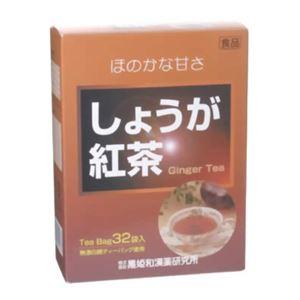 (お徳用 2セット) しょうが紅茶 ティーバッグ 2.5g ×32包 ×2セット - 拡大画像