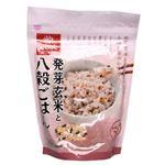 (まとめ買い)はくばく 発芽玄米と八穀ごはん 250g×10セット