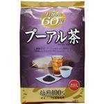 (お徳用 3セット) オリヒロ お徳用プーアル茶 3g ×60包 ×3セット
