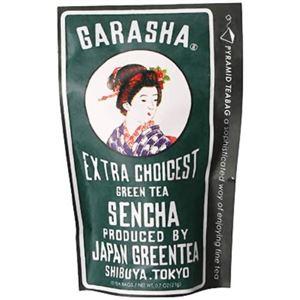 (まとめ買い)GARASHA ティーバッグ 煎茶 2.1g×10ティーバッグ×3セット - 拡大画像
