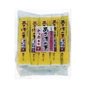 (まとめ買い)あさ漬の素 かつお風味 4g×30本×4セット - 拡大画像