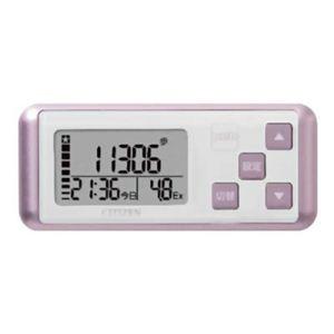シチズン デジタル歩数計 peb(ペブ) TW700-PK - 拡大画像
