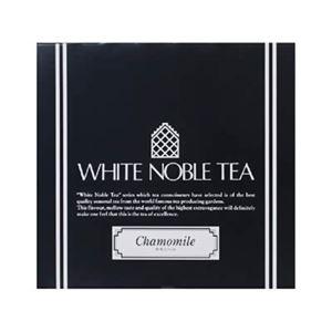 (まとめ買い)ホワイトノーブル カモミールブレンド (1.5g×50袋)×2セット - 拡大画像