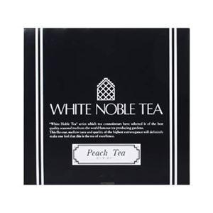 (まとめ買い)ホワイトノーブル ピーチティー (2.2g×50袋)×2セット - 拡大画像
