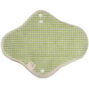 (まとめ買い)Be cloth 布ナプキン 昼用 (レタスギンガム)×2セット - 拡大画像