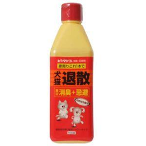 (まとめ買い)ピッタンコ 犬猫退散 消臭忌避剤 液体 500ml×3セット - 拡大画像