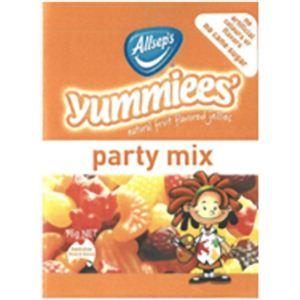 (まとめ買い)ヤミーズ giパーティーミックスグミ 75g×8セット - 拡大画像