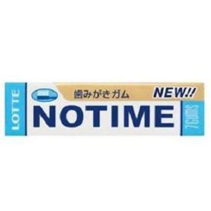 (まとめ買い)ロッテ ノータイムガム 7個入×32セット - 拡大画像