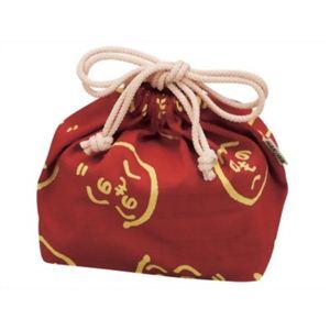 コレクション 巾着袋 赤へのへの 【2セット】 - 拡大画像