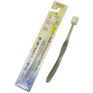 (まとめ買い)回転歯ブラシ エスコロータ クリア×5セット - 拡大画像