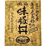 (お徳用 3セット) 岡山 味豚丼 150g ×3セット