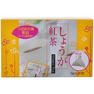 (まとめ買い)本草 しょうが紅茶 3g×20包×2セット - 拡大画像
