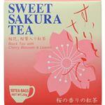 (まとめ買い)スイートサクラティー 紅茶 2g×10ティーバッグ×4セット