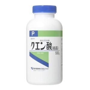 (お徳用 2セット) ケンエー クエン酸(結晶)P ×2セット - 拡大画像