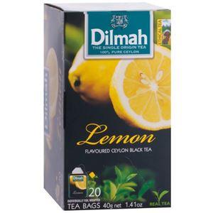 (まとめ買い)フレーバーティー レモン ティーバッグ 2g×20袋×8セット - 拡大画像