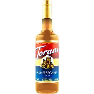(お徳用 2セット) トラーニ フレーバーシロップ チーズケーキ 750ml ×2セット - 拡大画像