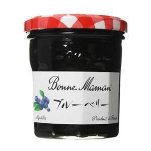 (まとめ買い)ボンヌママン ブルーベリージャム 225g×5セット - 拡大画像
