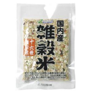 (まとめ買い)国内産雑穀米 十六種国内産雑穀米 70g×6セット - 拡大画像