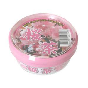 ぎょくろえん 桜茶 40g 【6セット】 - 拡大画像