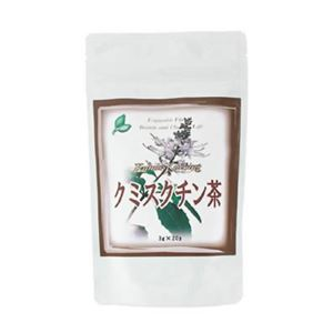 (まとめ買い)高味園 クミスクチン茶 3g×20パック×2セット - 拡大画像