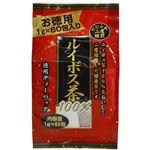 (お徳用 30セット) 徳用 二度焙煎 ルイボス茶(ルイボスティー) 1g ×60包 ×30セット