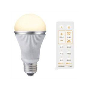 シャープ LED電球(600シリーズ) 調色・調光機能搭載 DL-L60AV - 拡大画像