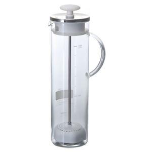 ハリオ 水素水ポット HWP-10 1000ml - 拡大画像