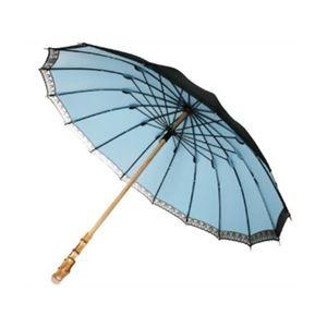 紫外線から守る16本日傘 - 拡大画像