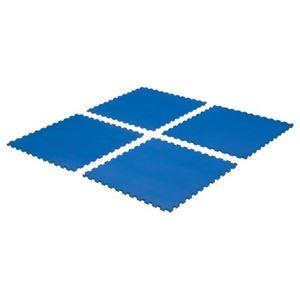 トーエイライト ジョイントマット 4枚セット(青4枚) PO18 T-1484