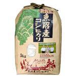 (お徳用 2セット) 五ツ星お米マイスター推奨 魚沼産コシヒカリ 5kg ×2セット
