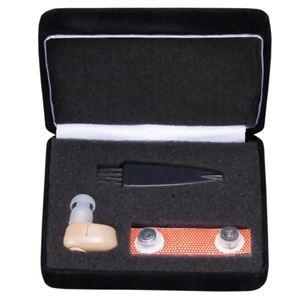 小型耳穴式集音器 - 拡大画像