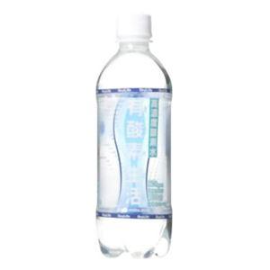 高濃度酸素水 有酸素生活 (充填時120ppm) 500ml×24本 - 拡大画像