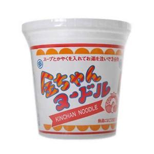 【ケース販売】金ちゃんヌードル 85g×12個 - 拡大画像