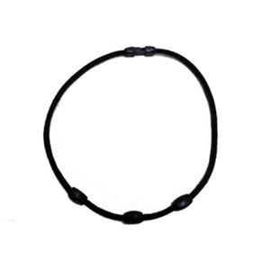 ボディオーラ・ネオジュウムネック3 ブラック52cm - 拡大画像