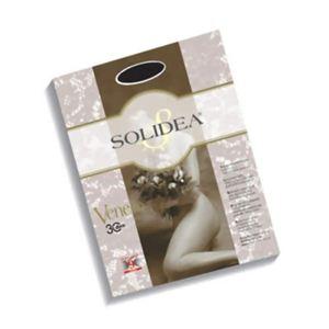 SOLIDEA(ソリディア) 加圧パンティストッキング VENERE 30デニール ブラック M - 拡大画像