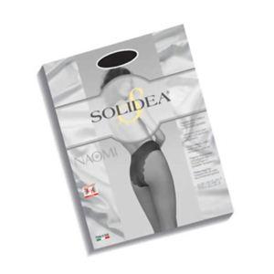 SOLIDEA(ソリディア) 加圧パンティストッキング NAOMI 70デニール ブラック S - 拡大画像