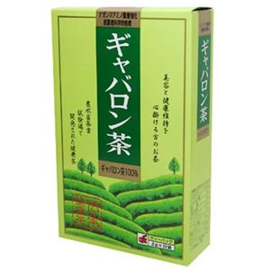 (お徳用 2セット) OSK ギャバロン茶 ティーバッグ 4g ×32袋 ×2セット - 拡大画像